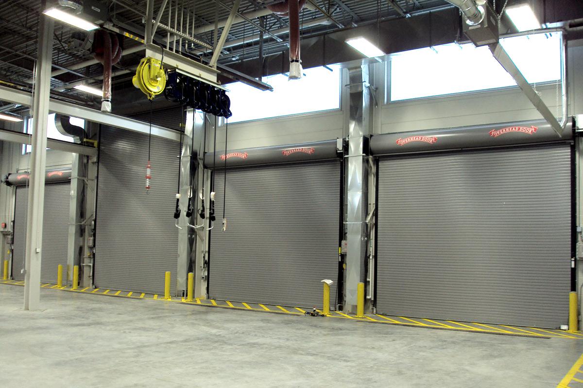 درب های اتوماتیک صنعتی