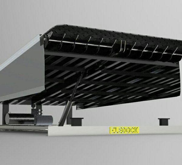 داک لولر شش تن مدل لبه دار